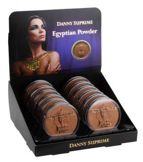 Púder Egyptska hlinka Powder display +12 x púder 17g