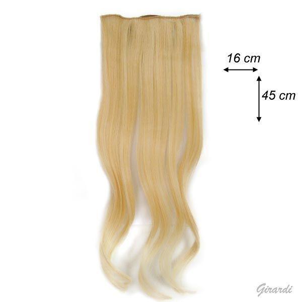 ... Girardi Clip in vlasy Thermofiber   3 klip  farba 1003 d724eae6bb2