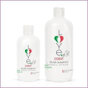 LOVE ME COLOR Silver šampón 200 ml