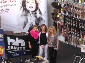 2014.4 Interbeauty Prague Czech Republic