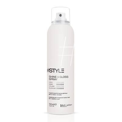 STYLE Shine gloss spray  lesk na vlasy 150ml