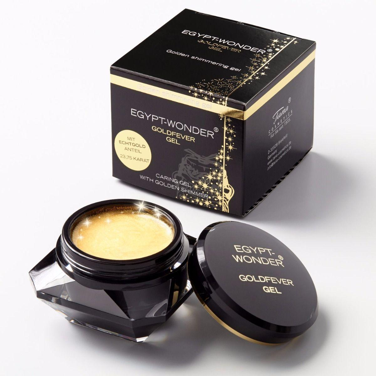 Egypt-Wonder gél GOLDFEVER GEL-krém 50ml 23.75 k