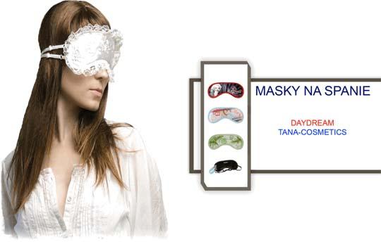 Masky na spanie, DayDream, Tana cosmetics